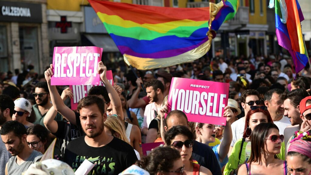 Why You Should Join a LGBT Rights Group