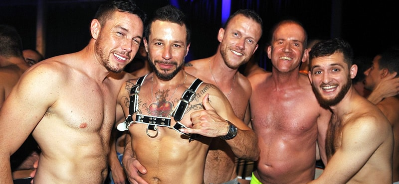 Supporting Gay Party Life and Culture